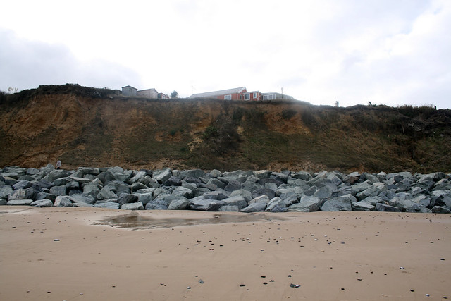 The coast at Scratby