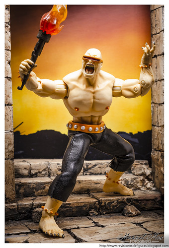 Mezco ONE:12 - Mutant Leader | by manumasfotografo