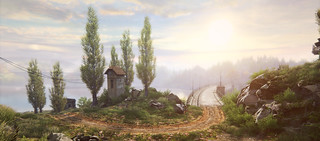 The Vanishing of Ethan Carter Redux | by MakeNx