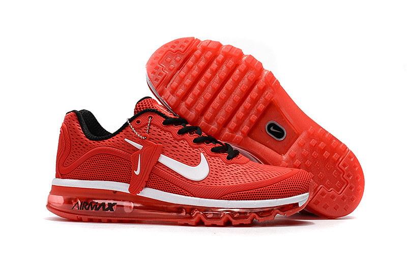 new concept 444c5 d6d0e Cheap Nike Air Max 2017 Mens Red White Black Running Shoes -  www.vapormaxplus.