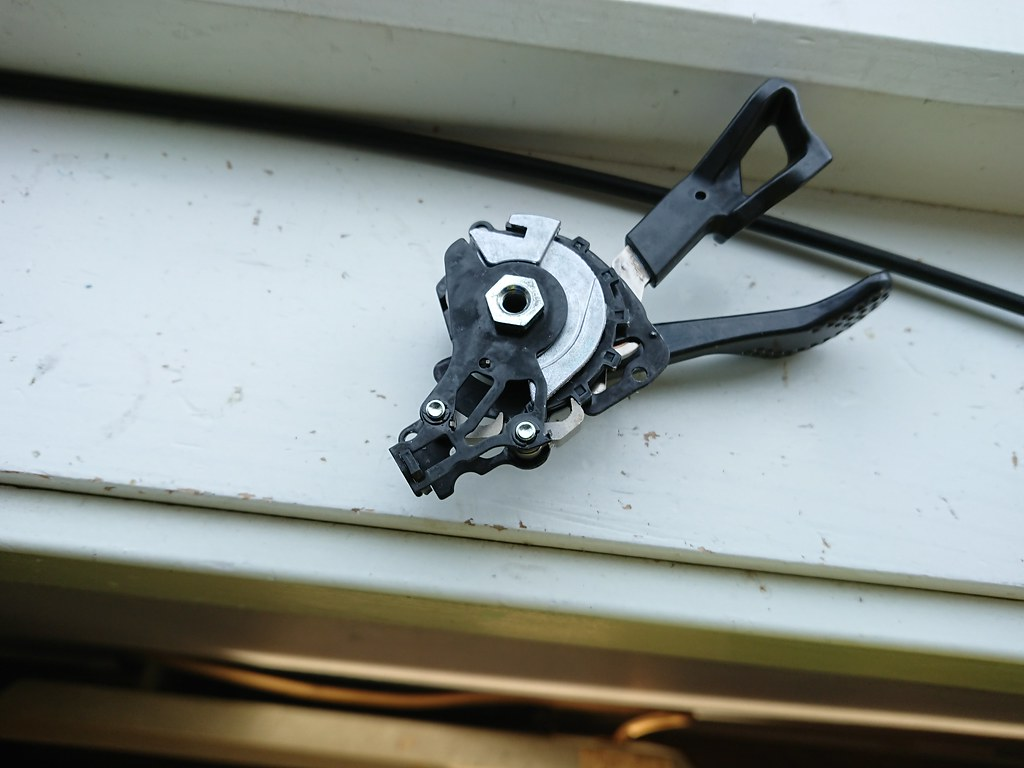 Shimano XTR M9000 trigger mehcanism_4776_4784
