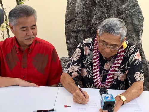 LOA Signing Mayor Kim