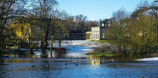 Blue Flooding
