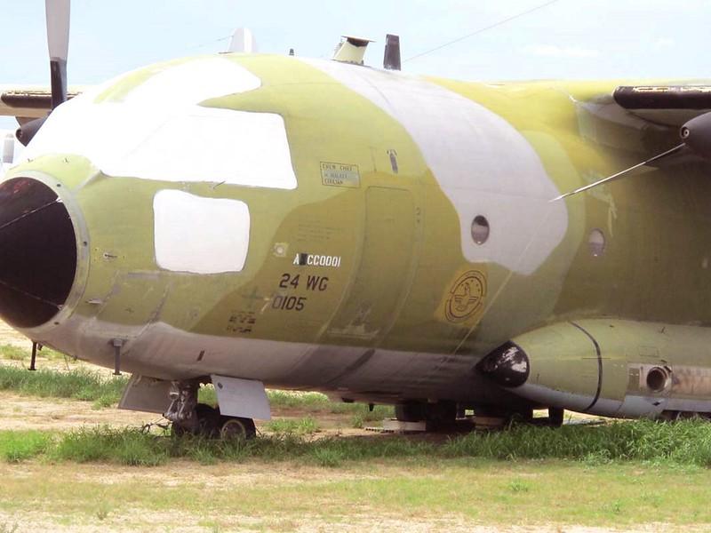 Alenia C-27A Spartan 7