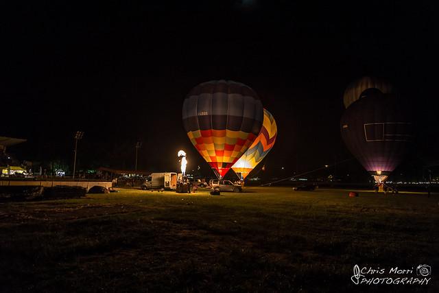 Festival delle Mongolfiere 2018