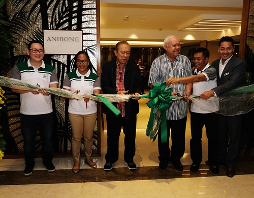 Anibong Ribbon Cutting | by OURAWESOMEPLANET: PHILS #1 FOOD AND TRAVEL BLOG