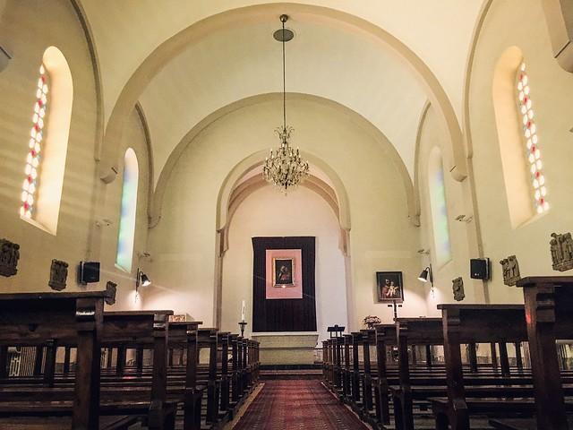 Taanayel #church #photography #photo_art #photo #pic #indoor #perspective #photographyoftheday