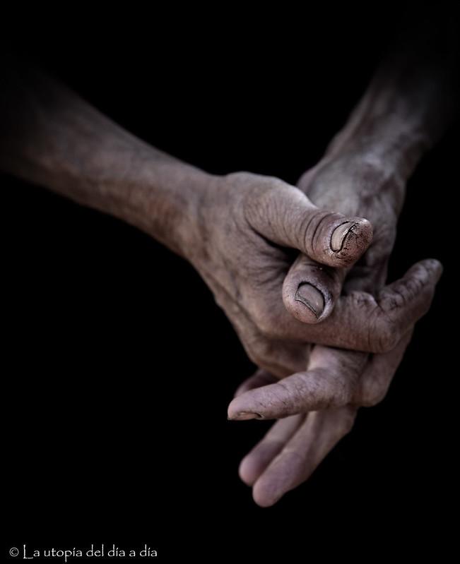 Las manos de la tierra no son utopía, son realidad y son las manos de Consol #utopiARTE