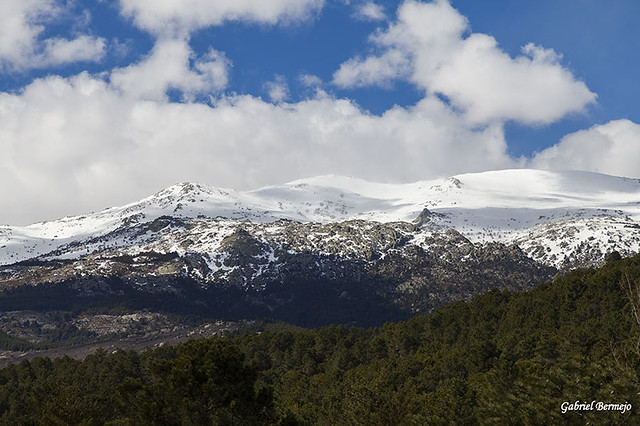 Disfrutando de la naturaleza - España