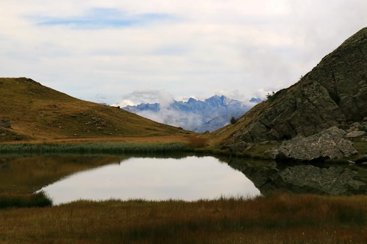 19-Lac de L'Hivernet - Hautes Alpes