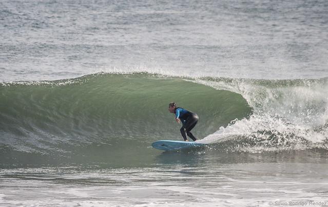Marcelo Gajardo - Longboard Surfing