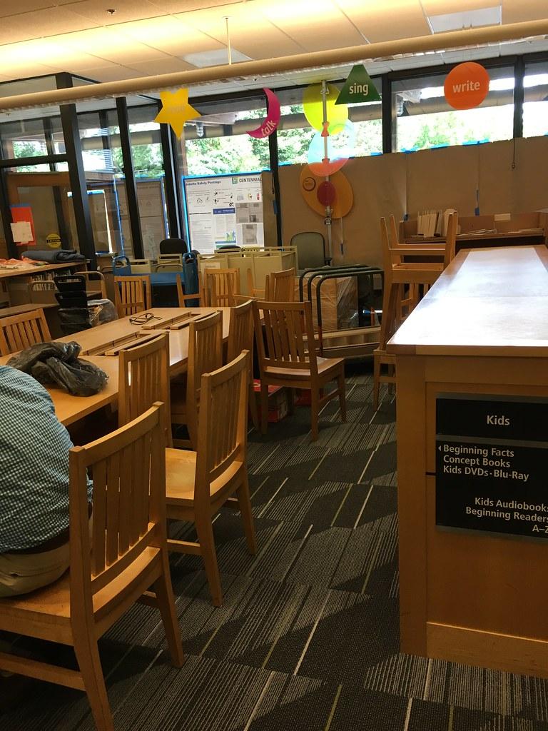 Albina Library updates | Work in progress  May 2018  | Flickr