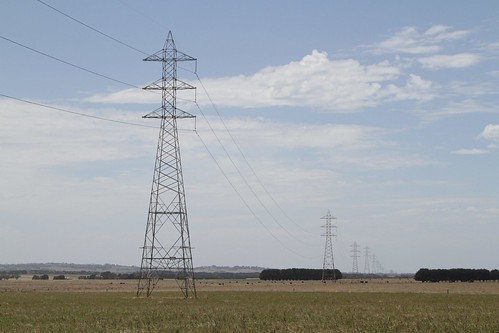 Single 220 kV circuit running between Anglesea Power Station and the Port Henry smelter