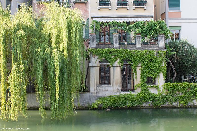 Riviera Santa Margherita, Treviso cosa vedere
