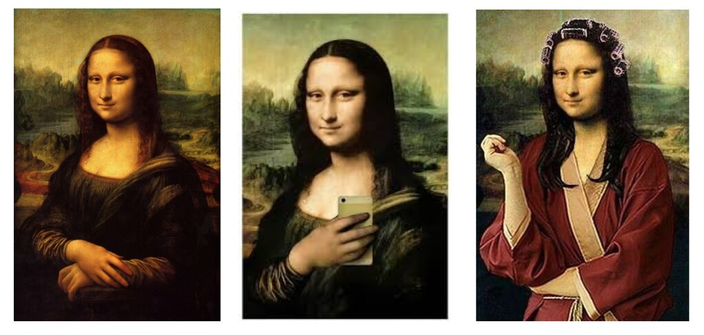 Mona Lisa Fair Use