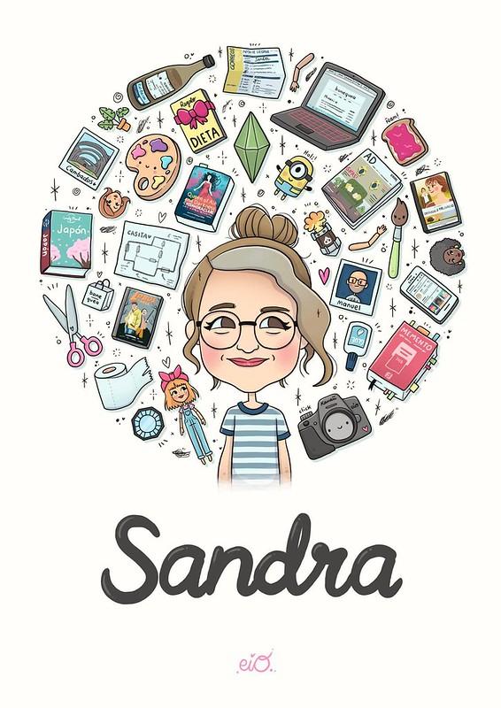 Mi propia ilustración personalizada de la Tienda de eiO