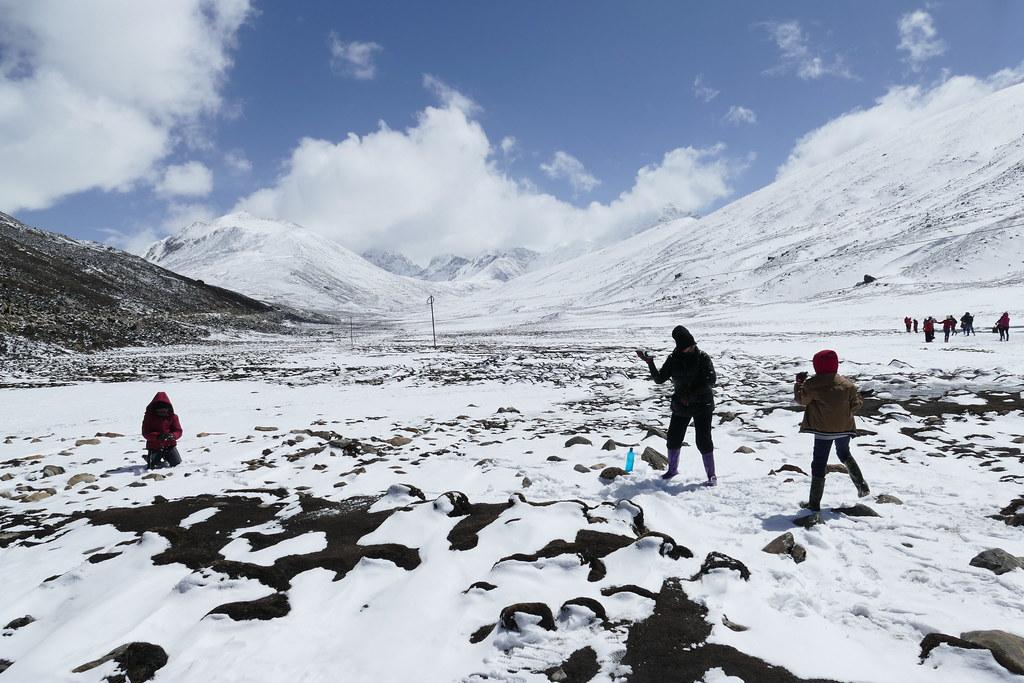 Zero Point, Sikkim