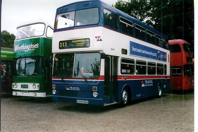 Travel West Midlands 2949 (TWM) (WA)