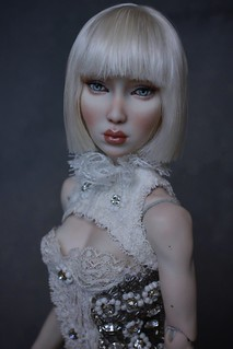 Bella. Porcelain ball jointed Doll. Available for purchase. | by ViktoriyaArt
