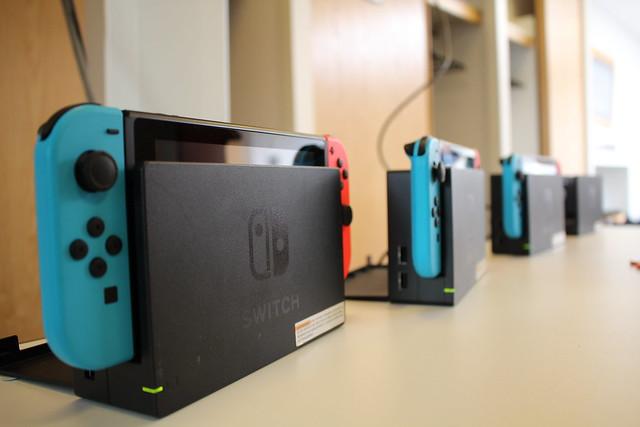 Nintendo Switch - Congrès ABF 2018