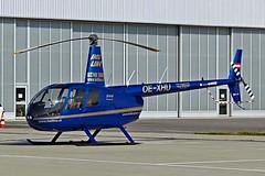 OE-XHU   Robinson R-44 Raven II [12487] (Heliline)Graz~OE 14/07/2009