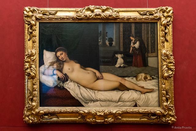 Tiziano Vecellio: Venere