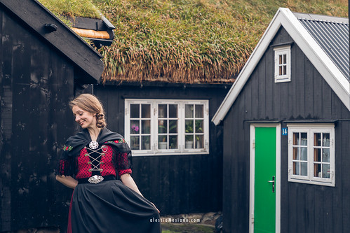 National costume of the Faroe