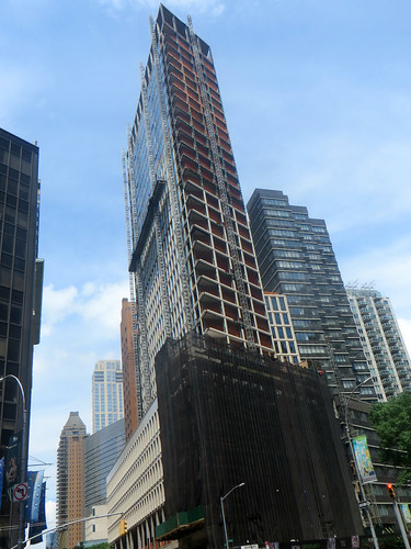 1865 Broadway Under Construction | by edenpictures