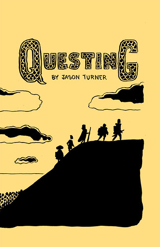 Questing Cover | by vinegar22