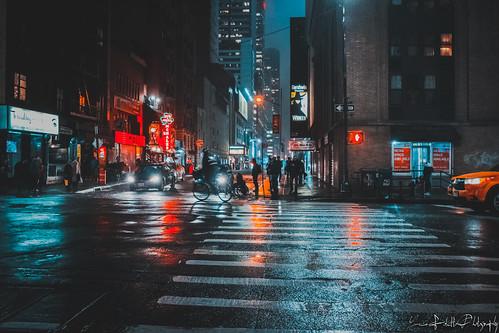 street night NYC