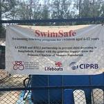 SwimSafe sign Cox