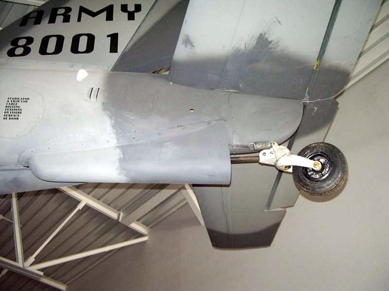 Lockheed YO-3A Quiet Star 8