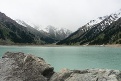 Big Almaty Lake, Kazakhastan