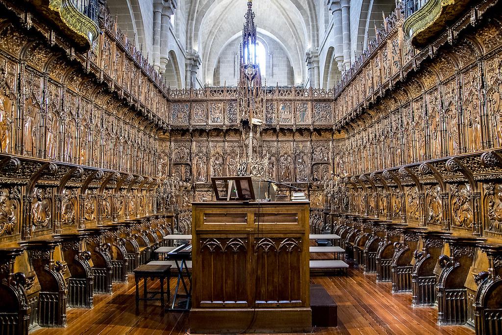 """Resultado de imagen de Catedral de Zamora interfior"""""""