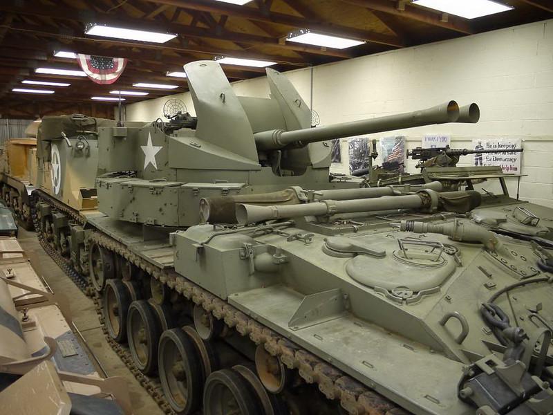 Twin 40mm GMC M19 5