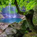 Cheonjeyeon Waterfall - South Korea - Jeju Island