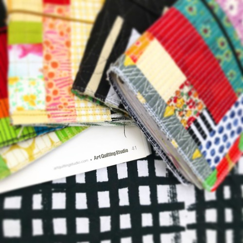Art Quilting Studio magazine | by robayre