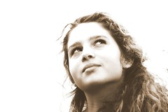 Danae's portrait in B&W - DSC02072 | by Dimitris Papazimouris