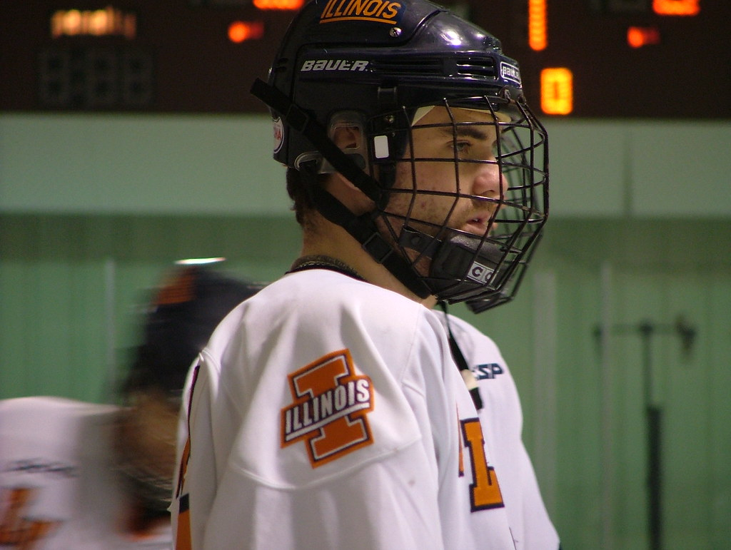 online retailer 5e478 d1536 Illini Hockey [Wicklin I] | Kevin Wicklin | DebRAWR | Flickr