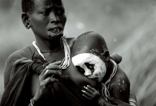 AFRICA - The Omo valley