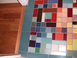 bathroom floor   by abmatic