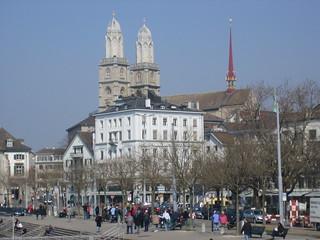Zurich   by jeckman