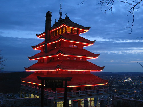 county night canon reading lights pagoda pennsylvania pa berks skylinedrive g7 riverratt3
