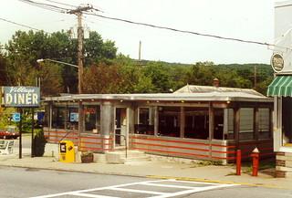 Village Diner, Millerton, NY, 2000