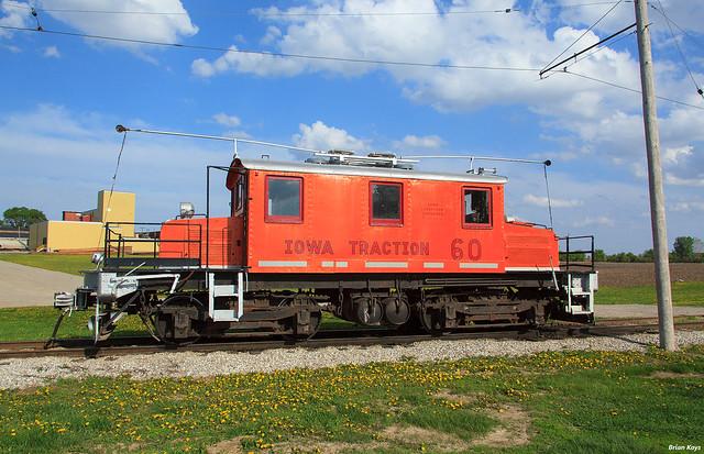 Iowa Traction No. 60