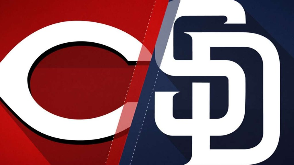 Peraza, Mahle lead Reds past Padres, 7-2: 6/1/18