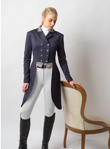 Equetech Jersey Dresage Tailcoat | by MirrorMePR