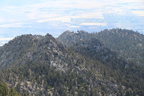 556 The Ivy League - Harvard, Cornell, and Yale Peaks from the San Jacinto Peak Trail | by _JFR_