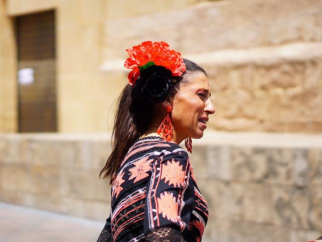 Andalusian woman