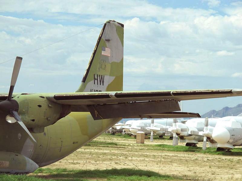 Alenia C-27A Spartan 4